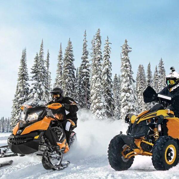 Квадроциклы и снегоходы