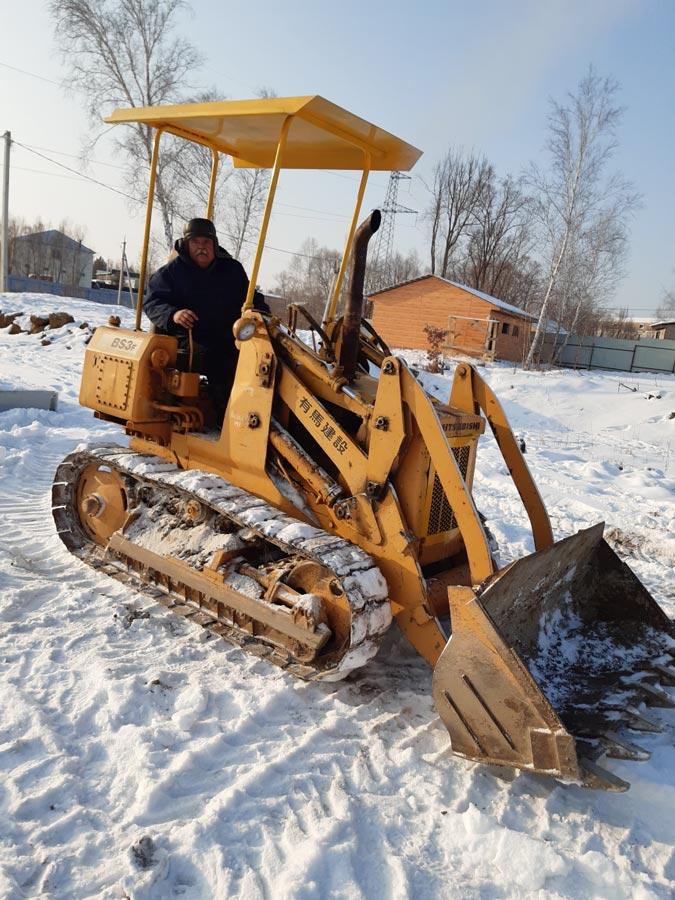 Обучение на тракториста-машиниста
