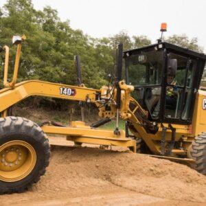 автогрейдер CAT®140 GC